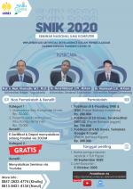 SNIK 2020 Logo